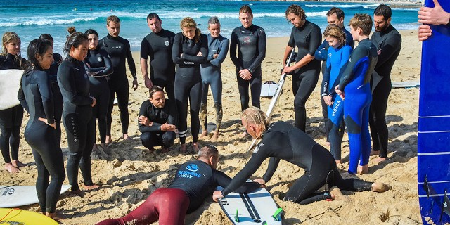 Surfers Rescue In Nsw